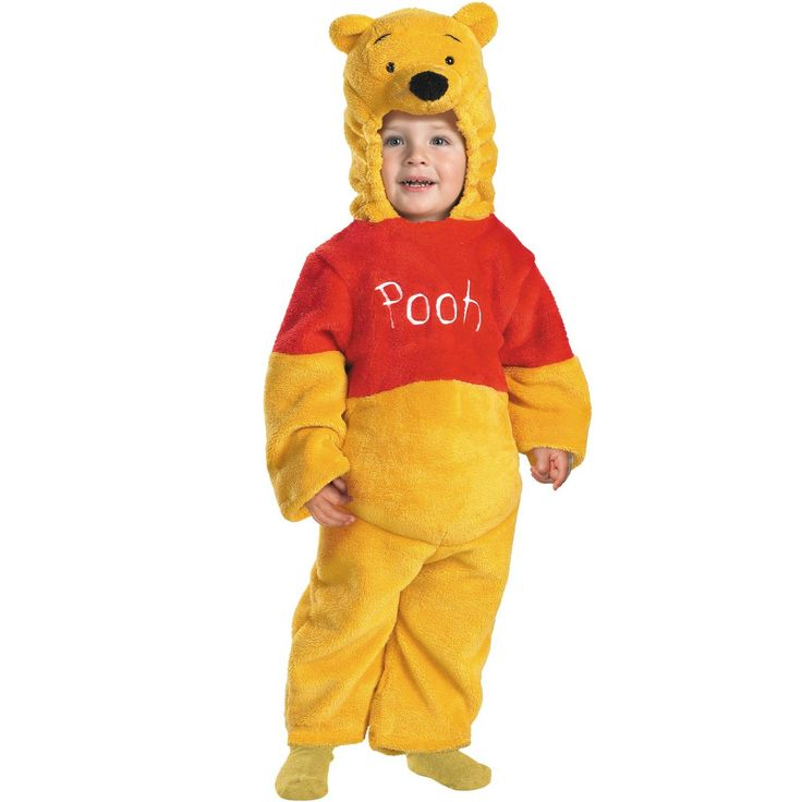 Disney Winnie the Pooh Infant / Toddler Costume from Buycostumes.com