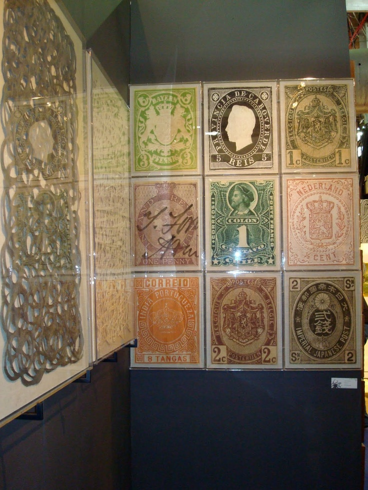 Foreign Currency as Artwork