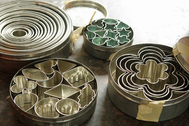 [ gorgeous cookie cutters ]