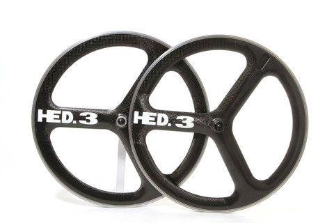 2010 HED H3 Clincher Wheel Set - My Bike Shop