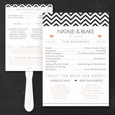 27 best Wedding \ Event Programs images on Pinterest Coding - Event Program