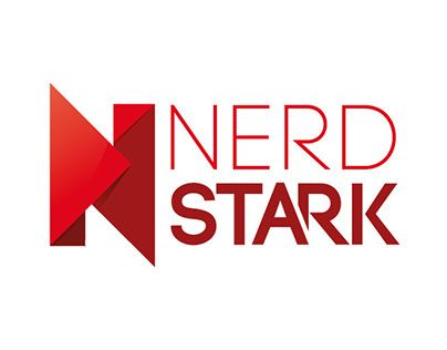 "Check out new work on my @Behance portfolio: ""Logo site NerdStark"" http://be.net/gallery/37640867/Logo-site-NerdStark"