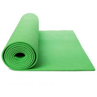 """Buy Yoga Mat 68"""" x 24"""" (Green) online at Lazada Philippines. Discount prices and promotional sale on all Mats. Free Shipping."""