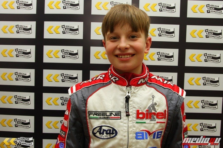 Jan Antoszewski #karting