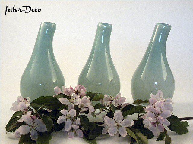 Szklany wazon na jeden kwiat/mały bukiet - Pastelowy - Wazony - Comarch e-Sklep