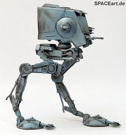 Star Wars: AT-ST, Modell-Bausatz ... http://spaceart.de/produkte/sw056.php
