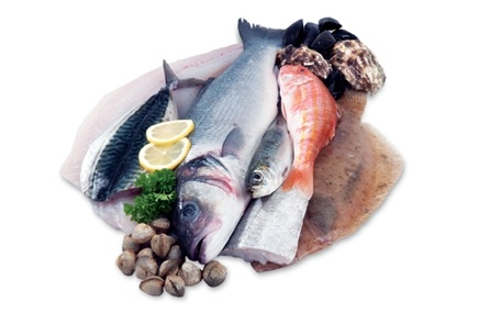 Buy Fresh Fish & Seafood online, Shell Fish & live or cooked Lobsters, Crab - next day fish delivery from The Cornish Fishmonger.