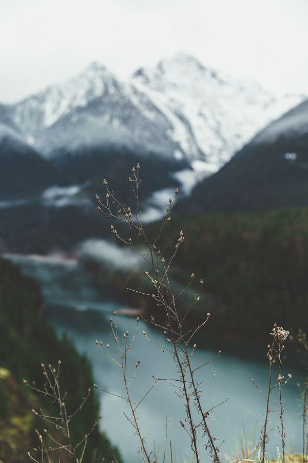 Diablo Lake, Washington by Kyle Kuiper