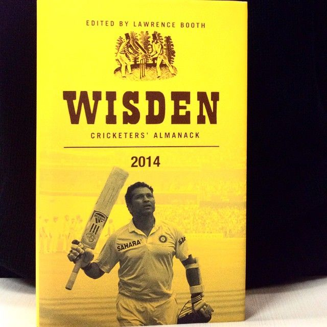 Wisden Cricketers' Almanack 2014 is available in Hardback!