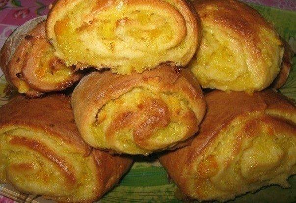 УДИВИТЕЛЬНЫЙ МИР: Мягкие апельсиновые печенья