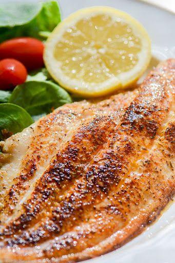 Cajun Blackened Catfish Recipe on Yummly