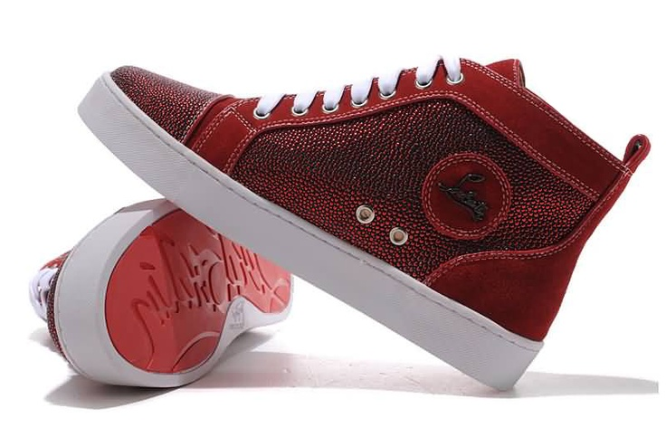 One day... Louboutin shoes #3Louboutin Louis, High Tops, Louis Strass, Sneakers Louis, Christian Louboutinr, Discount Christian, Christian Louboutin Sneakers, Man Sneakers, Louboutin Shoes