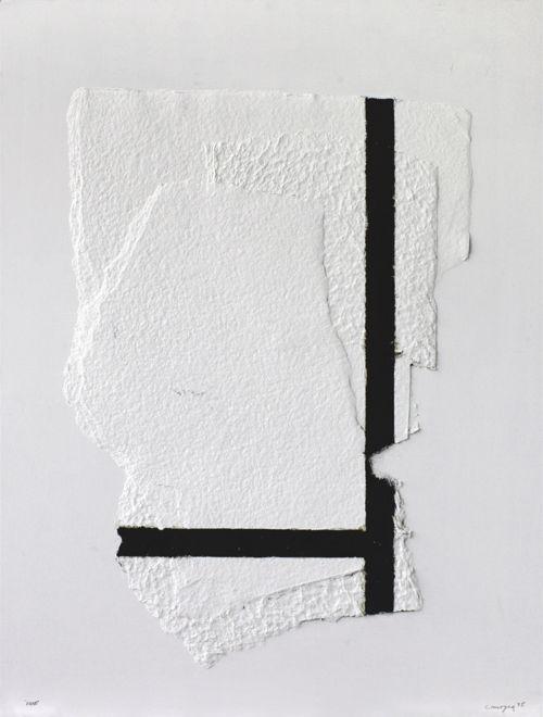 Inspiration  Vano | Rafael Canogar via Ralf Bohnenkamp
