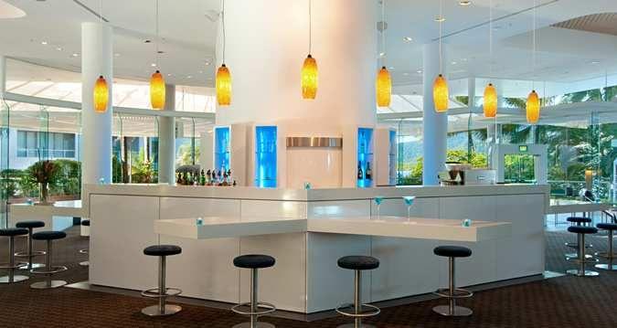 Hilton Cairns Lobby Bar