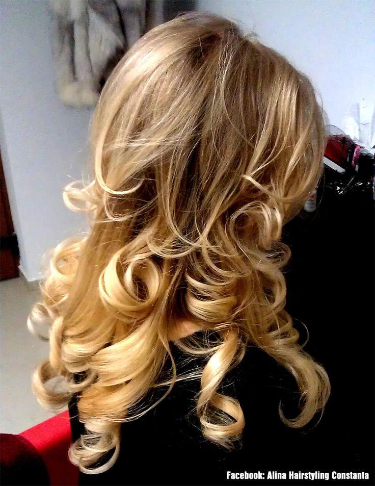 Formula from Alina Hairstyling Constanta (Romania): She ...