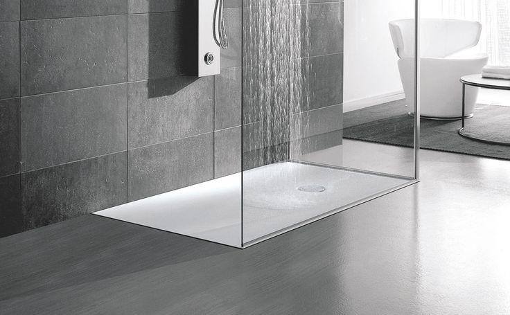 """Pulire il bagno oggi è più facile. Grazie a materiali che fanno """"scivolare via""""…"""