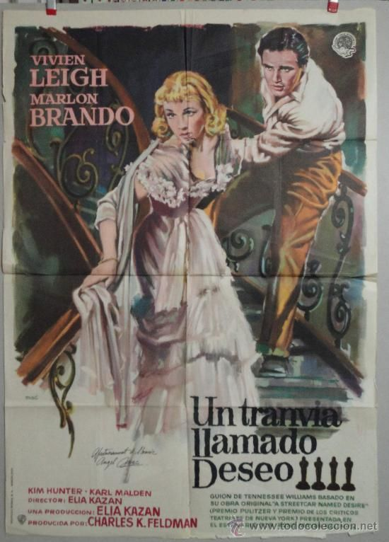 an opinion on the quality of directing the movie a streetcar named desire Became an overnight sensation after starring in a streetcar named desire  of public opinion through the house un-american  ∎ a movie theater.