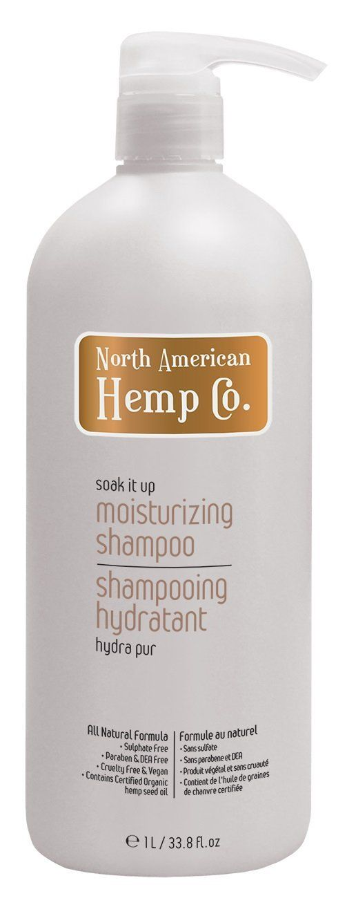 North American Hemp Co. Soak It Up Moisturizing Shampoo, 33.814 Fluid Ounce *** For more information, visit image link. #hairhack