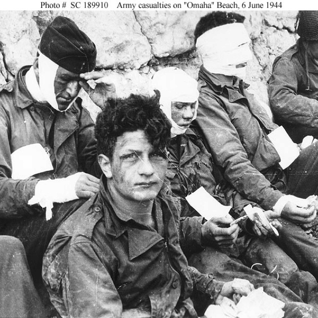 D-Day 6th June 1944. The beginning of the end.