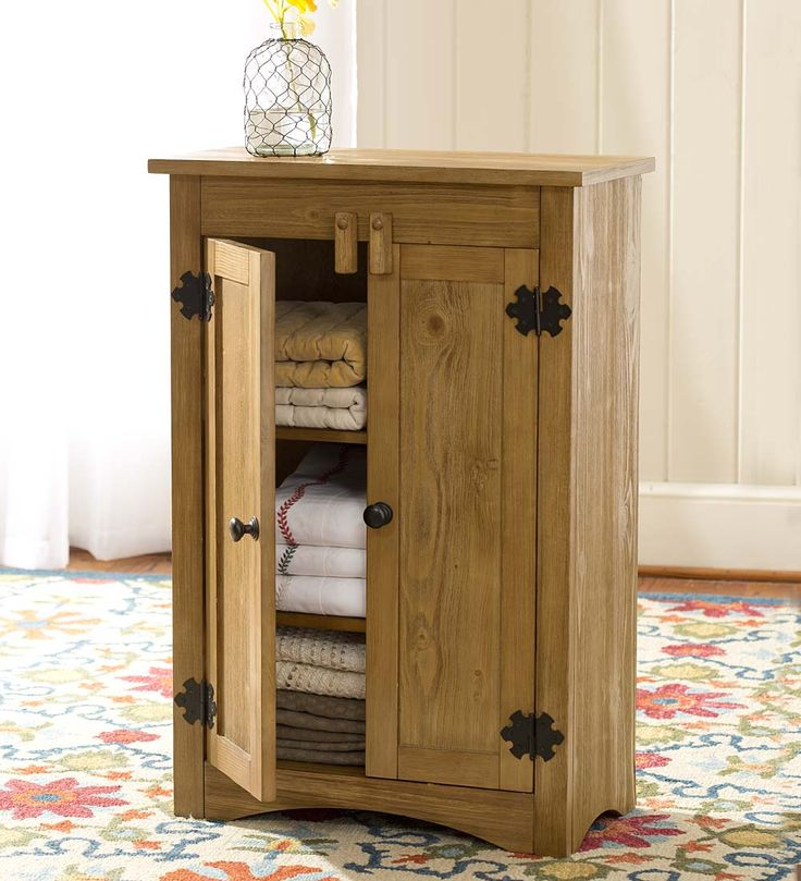 Franklin Wooden Cupboard