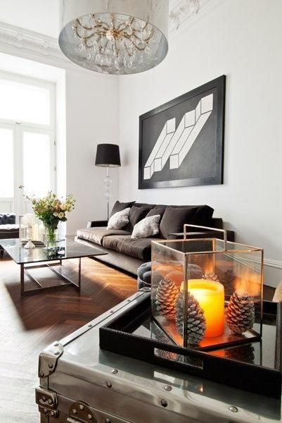 Light Filled Contemporary Living Rooms: Light Filled Contemporary Living Room