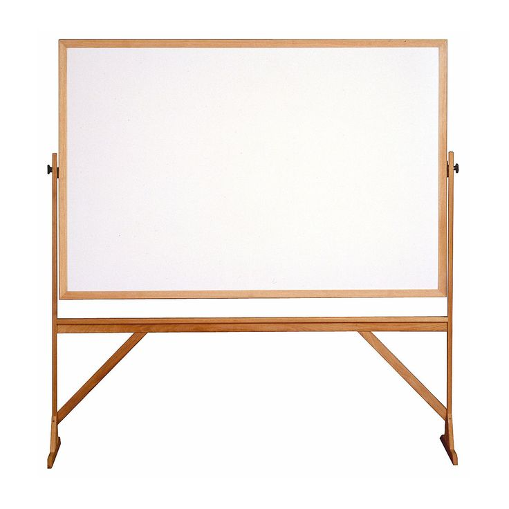 non magnetic whiteboard - Whiteboard Easel