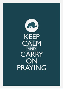 Carry On Praying