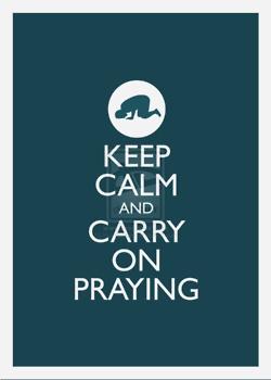 Carry On Praying