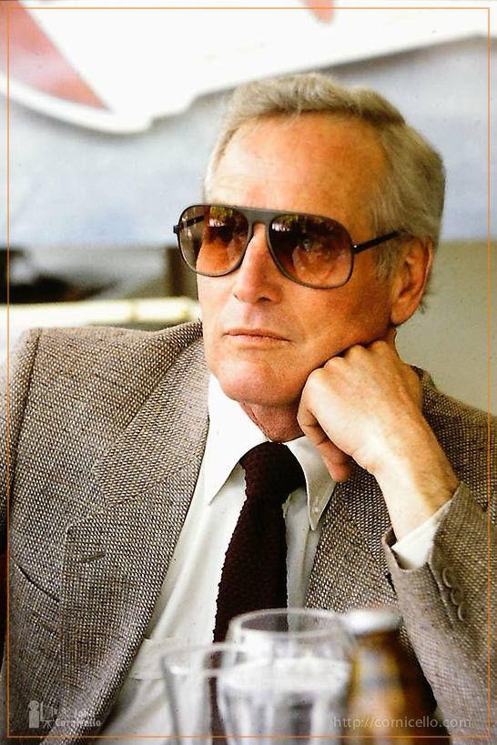 Paul Newman by John Cornicello