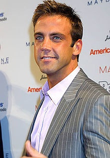 Carlos Armando Ponce, Jr. (born September 4, 1972) is a Puerto Rican actor, singer, composer and television personality. Ponce began his acting career by participating in Spanish language soap operas for Televisa and Telemundo. Ponce continued to expand his acting career by participating in various American television series. He did not limit himself solely to a career in television. Ponce, who is also a singer, is also active in the American movie industry as a character actor.