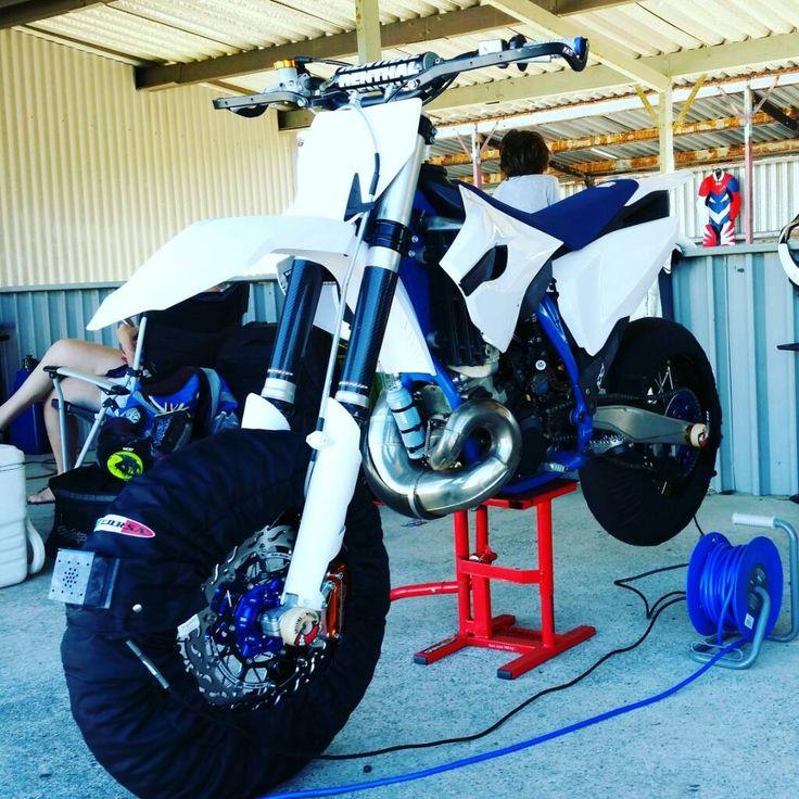 KTM 380 Husky Build