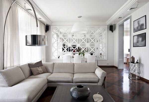 Moderner Spiegel Fur Wohnzimmer Wohnzimmer Modern Moderne