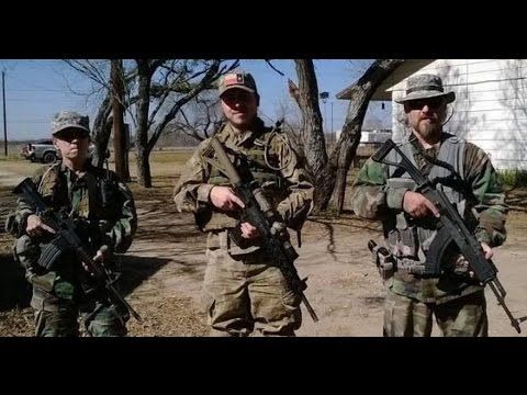 Footage: Militias Raising Up All Over USA Preparing for Election Riots M...