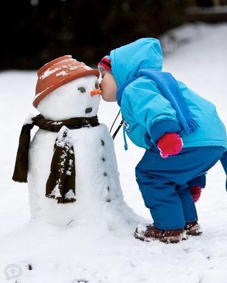 Картинка смешная зима