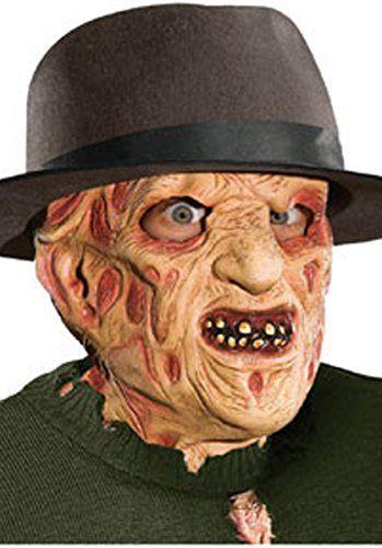 Freddy Krueger Child Hat  Fedora Brown Nightmare on Elm Street