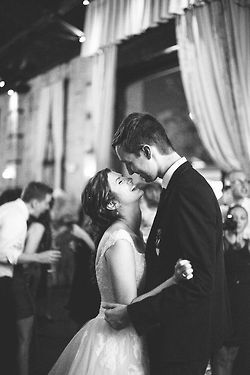 love photography couple Black and White smile bride wedding