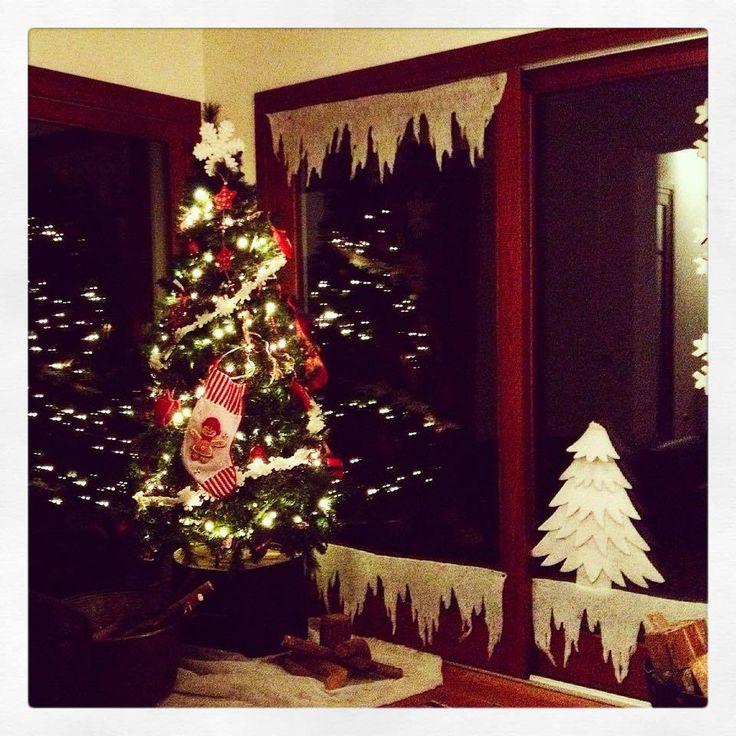 #homesweethome #xmastime  decorare io amo il natale