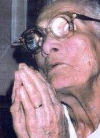Lidová léčitelka Božena Kamenická (* 7. srpna 1898   † 5. září 1996)