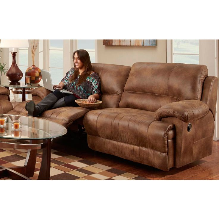 The Caswell sofa is a double reclining two seat sofa. Wide seats and extra padding  sc 1 st  Pinterest & 521 best 0Table  stool... images on Pinterest | Recliners Living ... islam-shia.org