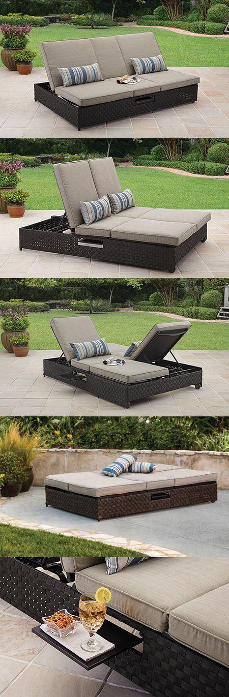 Better Homes And Gardens Avila Beach Double Lounger/Sofa