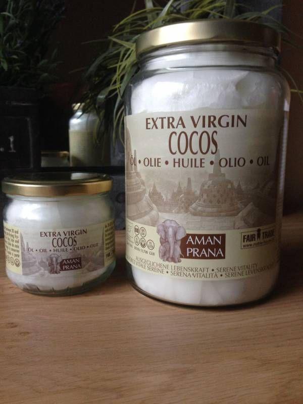 Artikel over kokosolie door voedingsdeskundige Monique van der Vloed