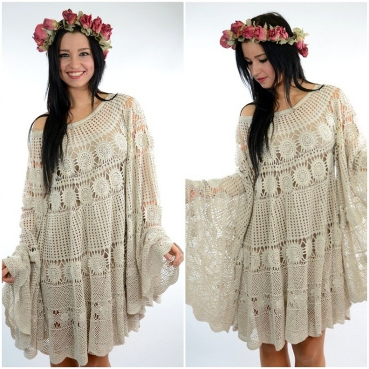 perfect summer wedding dress for the boho bride
