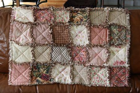 Rag Quilt Color Ideas : Rag quilt, Quilt and Colors on Pinterest