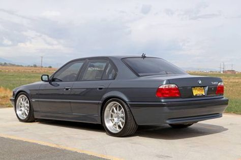 Supercharged 2001 BMW 740i M Sport