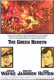 Movies About Green Berets. Col. Mike Kirby picks two teams of crack Green Berets for a mission in South Vietnam. First off is to build and control a camp that is trying to be taken by the enemy the second mission is to kidnap a North Vietnamese General.