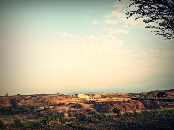 Kemarau - Ketanggungan, Jawa Tengah | KODAK M522, f/3.5, exposure time 1/320 sec, ISO 80, focal length 5 mm, no flash. PhotoScape