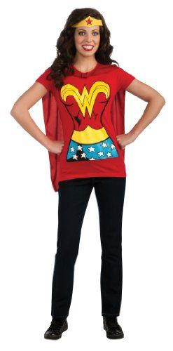 Déguisement Wonder Woman™ adulte Tee-Shirt - Medium Générique http://www.amazon.fr/dp/B00505DW3C/ref=cm_sw_r_pi_dp_J6EFvb1SGYAQG