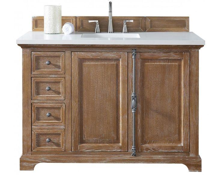 Images Photos Providence Driftwood Single Bathroom Vanity