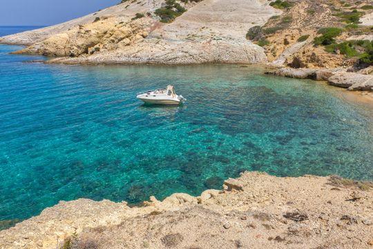 Kimolos Beaches