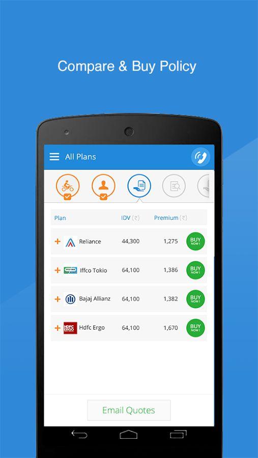 app insurance - Cerca con Google
